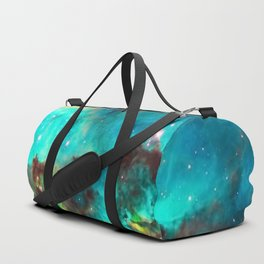 Galaxy / Seahorse / Large Magellanic Cloud / Tarantula Nebula / Space / Universe / Duffle Bag