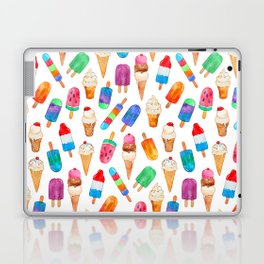 Summer Pops and Ice Cream Dreams Laptop & iPad Skin