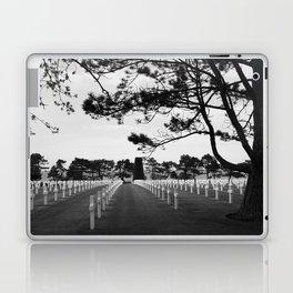American War Cemetery 3b Laptop & iPad Skin