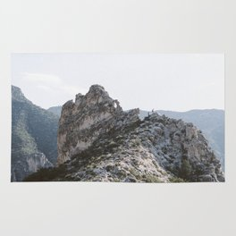 Guadalupe Mountains Rug