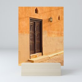 Al Ain Palace Museum 2 Mini Art Print