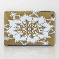 golden iPad Cases featuring Golden by Aries Art
