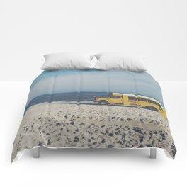Kismet Beach Bus Comforters