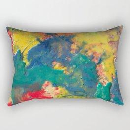 Splatters Rectangular Pillow