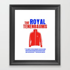 The Royal Tenenbaums Movie Poster Framed Art Print