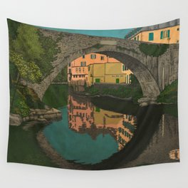 The River Wall Tapestry