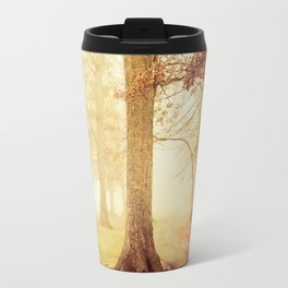 I Heard Whispering in the Woods Travel Mug