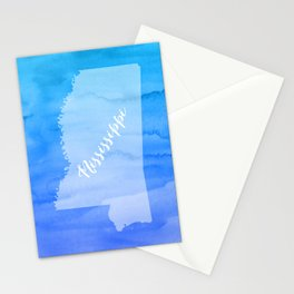 Sweet Home Mississippi Stationery Cards
