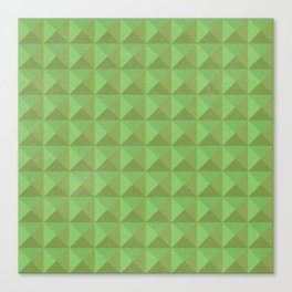 Studded Illusions Canvas Print