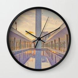 Masjid Negara Wall Clock