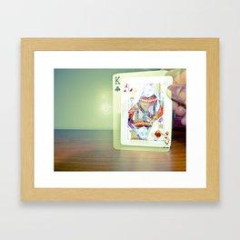 15 for 4 Framed Art Print