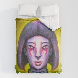 Tatau Tech Girl Debutante Comforters