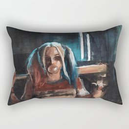 Harley Quinn - The Suicide Squad Rectangular Pillow