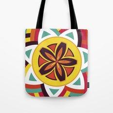 Mandala Love Pattern Tote Bag