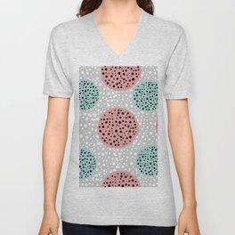 Abstract Pattern 6 Unisex V-Neck