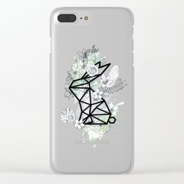 Usagi Clear iPhone Case