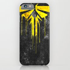The Last Of Us Fireflies (Yellow) Slim Case iPhone 6s