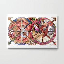 16 to 9 a Metal Print