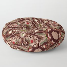 Shangri La Floor Pillow