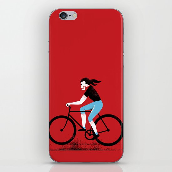 Ride or Die No. 2 iPhone & iPod Skin