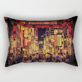 Japan/ Anthony Presley Photo Print Rectangular Pillow