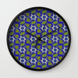Earth and Water Wall Clock