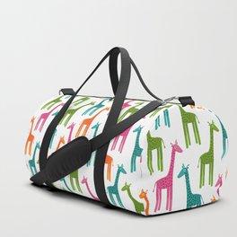 Giraffes Duffle Bag