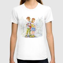 Pop Kids vol.10 T-shirt