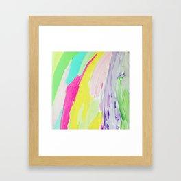 Matria Framed Art Print