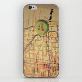 All Mine Chicago iPhone Skin