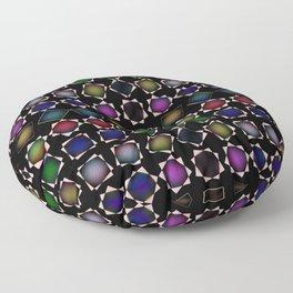 Perlenstickerei, 2130d9 Floor Pillow