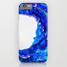 W A V E S iPhone Case