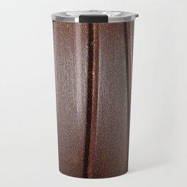 Metal Curves Travel Mug