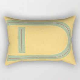 D 001 Rectangular Pillow