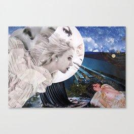 Diana & Endymion Canvas Print