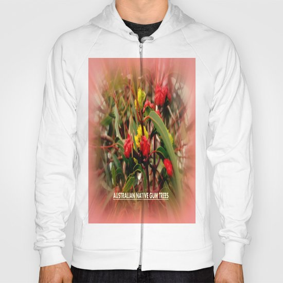 Australian Native Gum Trees Hoody