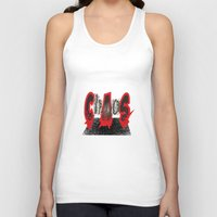 chaos Tank Tops featuring Chaos by Rocky Rock