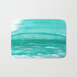 Bleu Wave Rising Bath Mat