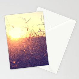 Evening in Summer Stationery Cards