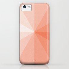 coral iPhone 5c Slim Case