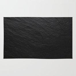 Black Slate Rug