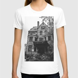Brooklyn Heights Brownstone T-shirt