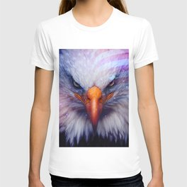 American Flag & Eagle T-shirt