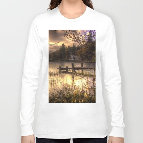 Golden Loch Ard Long Sleeve T-shirt