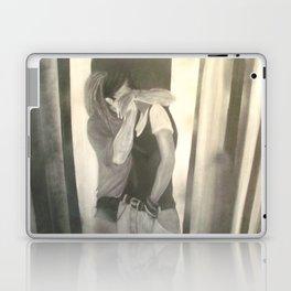 the weird kiss Laptop & iPad Skin
