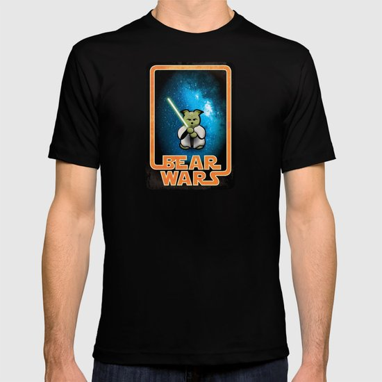 Bear Wars - the Wise One T-shirt