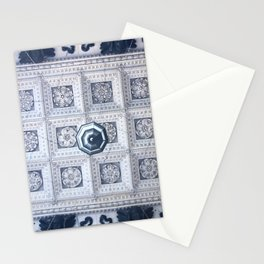 The ceiling of the hall of St. Isaac's Cathedral Stationery Cards