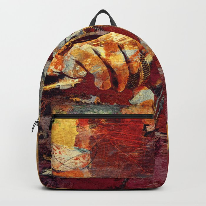 We Will Rock You Backpack