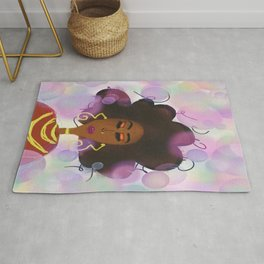 queen cleanse Rug