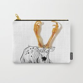 Zombie deer Carry-All Pouch